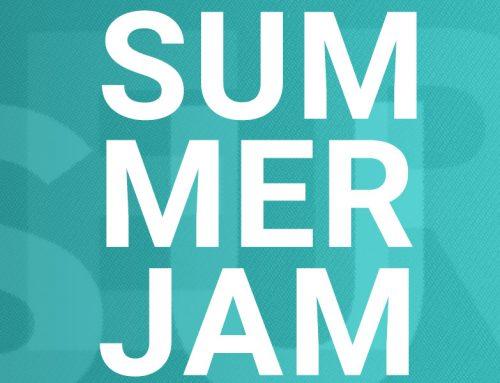 SUMMER JAM @ THE INCUBATOR