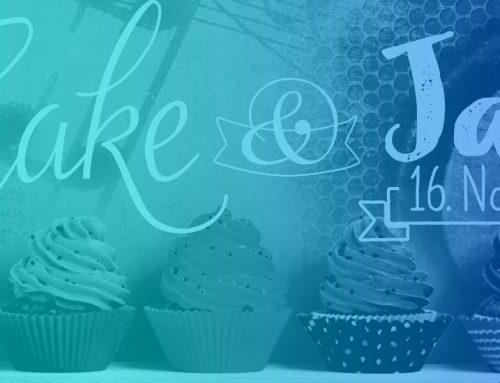 CAKE & JAM '18 @ THE INCUBATOR